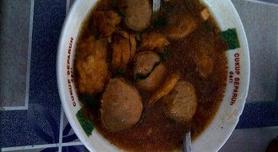 Photo of Chinese Restaurant Bakso pak kribo santan at Mertoyudan, Indonesia