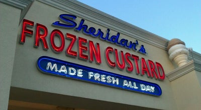 Photo of Ice Cream Shop Sheridan's Frozen Custard at 6248 Nw Barry Rd, Kansas City, MO 64154, United States