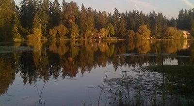 Photo of Lake Phantom Lake at 15800 Se 24th St, Bellevue, WA 98008, United States