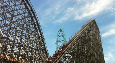 Photo of Theme Park Tornado at 1 Six Flags Blvd, Jackson, NJ 08527, United States