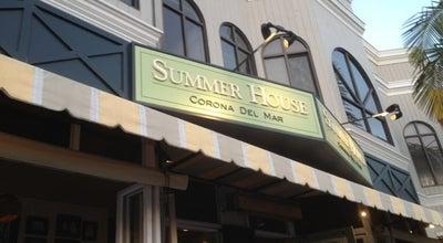 Photo of American Restaurant The Summer House at 2744 E Coast Hwy, Corona del Mar, CA 92625, United States