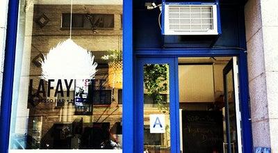Photo of Coffee Shop Lafayette Espresso Bar + Marketplace at 189 Lafayette St, New York, NY 10013, United States