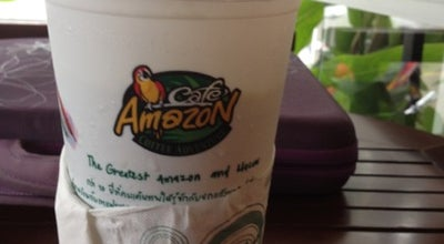 Photo of Arcade Cafe Amazon at Ptt Jiffy (opposite Ptt Gsp Rayong), Huai Pong 21150, Thailand