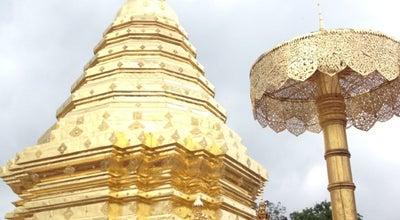 Photo of Mountain Doi Su thep & Doi Pui ~,~ at Thailand