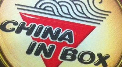 Photo of Chinese Restaurant China in Box at R. Dukla De Aguiar, 166, Vitória 29055-032, Brazil