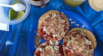 Photo of Taco Place Tacos de adobada La Rio at Rio Sinaloa, Los Mochis, Mexico