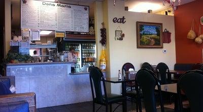 Photo of Mexican Restaurant Dona Maria at 3974 S Bascom Ave, San Jose, CA 95124, United States