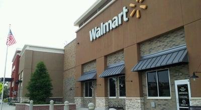 Photo of Big Box Store Walmart Supercenter at 3151 Apex Peakway, Apex, NC 27502, United States