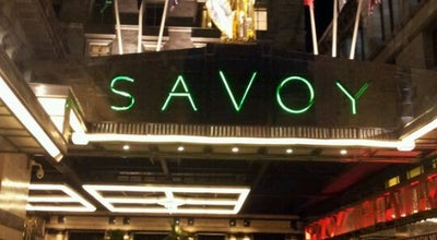 Photo of French Restaurant The Savoy Grill at The Savoy, Strand, London WC2R 0EU, United Kingdom