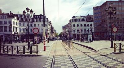 Photo of Plaza Louizaplein / Place Louise at Place Louise / Louizaplein, Brussels 1000, Belgium