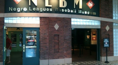 Photo of History Museum Negro Leagues Baseball Museum at 1616 E 18th St, Kansas City, MO 64108, United States
