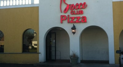 Photo of Pizza Place Bocce Club Pizza at 4174 Bailey Ave, Amherst, NY 14226, United States