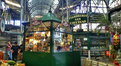 Photo of Tourist Attraction Mercado de San Telmo at Defensa 963, Buenos Aires, Argentina