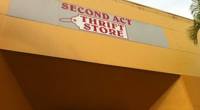 Photo of Other Venue Second Act Thrift Store at 12519 S Cleveland Ave, Fort Myers, FL 33907