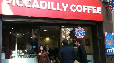 Photo of Cafe Piccadilly Coffee at Plaza Sto. Domingo, Murcia 30001, Spain
