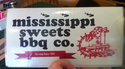 Photo of BBQ Joint Mississippi Sweets BBQ Co. at 9859 Lake Worth Rd, Lake Worth, FL 33467, United States
