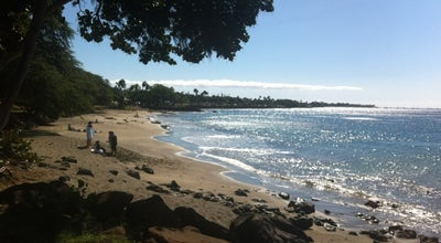 Photo of Beach Wahikuli Beach at Lahaina, HI 96761, United States