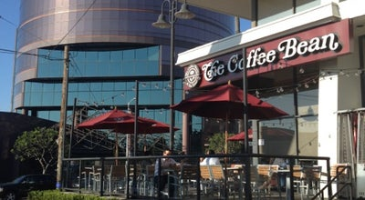 Photo of Coffee Shop The Coffee Bean & Tea Leaf at 7915 W Sunset Blvd, Los Angeles, CA 90046, United States