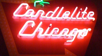 Photo of Pizza Place Candlelite Chicago Restaurant at 7452 N Western Ave, Chicago, IL 60645, United States