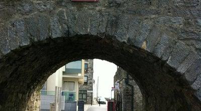 Photo of Plaza An Póirse Spáinneach at Spanish Arch, Gaillimh, Ireland