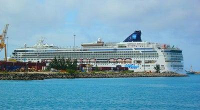 Photo of Harbor / Marina Bridgetown Harbour at Bridgetown, St. Michael, Barbados