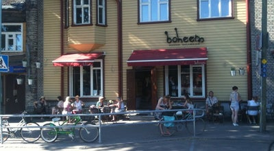 Photo of Cafe Boheem at Kopli 18, Tallinn 10412, Estonia