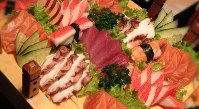 Photo of Japanese Restaurant Sushi Garden at R. Pres. Getulio Vargas, 63, Blumenau 89010-140, Brazil
