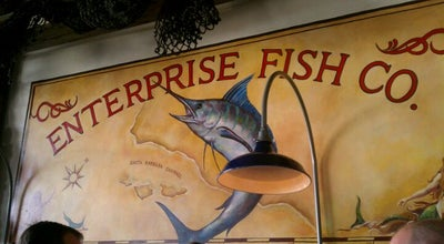 Photo of Seafood Restaurant Enterprise Fish Company at 225 State Street, Santa Barbara, CA 93101, United States