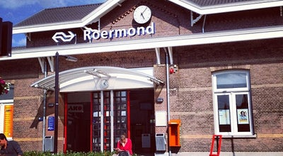 Photo of Train Station Station Roermond at Stationsplein 8, Roermond 6041GN, Netherlands