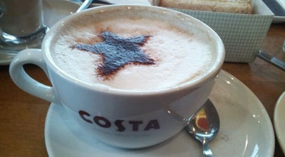 Photo of Coffee Shop Costa Coffee at St Oswalds Retail Park, Gloucester GL1 2UE, United Kingdom