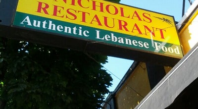 Photo of Middle Eastern Restaurant Nicholas Restaurant at 318 Se Grand Ave, Portland, OR 97214, United States