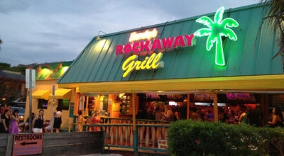 Photo of Seafood Restaurant Frenchy's Rockaway Grill at 7 Rockaway St, Clearwater, FL 33767, United States