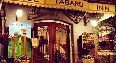 Photo of Hotel Tabard Inn at 1739 N St Nw, Washington, DC 20036, United States