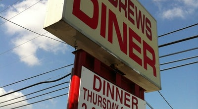 Photo of Diner Andrews Diner at 2980 N Andrews Ave, Wilton Manors, FL 33311, United States