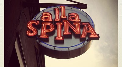 Photo of Restaurant Alla Spina at 1410 Mount Vernon St, Philadelphia, PA 19130, United States