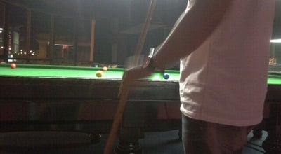 Photo of Pool Hall Breaks Snooker at Kelang, Malaysia