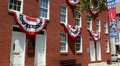 Photo of Historic Site Babe Ruth Birthplace and Museum at 216 Emory St, Baltimore, MD 21230, United States