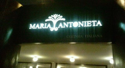 Photo of Italian Restaurant Maria Antonieta at Av. Antônio Gomes De Barros, Maceió, Brazil