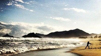 Photo of Beach Praia da Reserva at Av. Lúcio Costa, S/n, Rio de Janeiro, Brazil