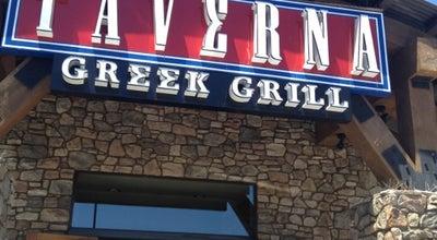 Photo of Mediterranean Restaurant Taverna Greek Grill at 2420 S Woodlands Blvd, Flagstaff, AZ 86001, United States