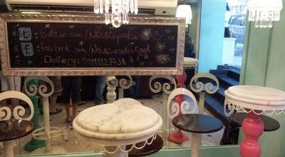 Photo of Cupcake Shop NOLA Cupcakes at 12 Brazil St, Zamalek, Egypt