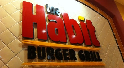Photo of Burger Joint The Habit Burger Grill at 25948 Mcbean Pkwy., Valencia, CA 91355, United States