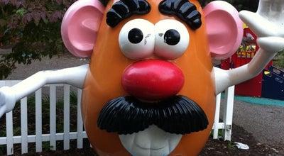 Photo of Playground Hasbro Boundless Playground at Cranston, RI 02907, United States