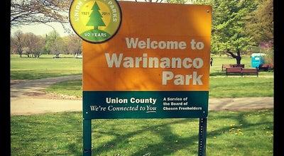 Photo of Park Warinanco Park at Warinanco Park Rd., Roselle, NJ 07203, United States