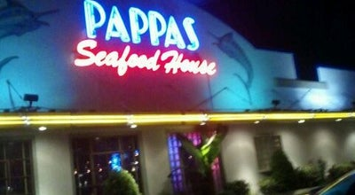 Photo of Seafood Restaurant Pappas Seafood House at 20410 Us 59, Humble, TX 77339, United States