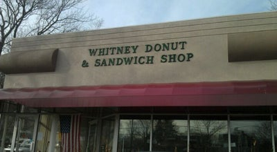 Photo of Coffee Shop Whitney Donut Shop at 2574 Whitney Ave, Hamden, CT 06518, United States