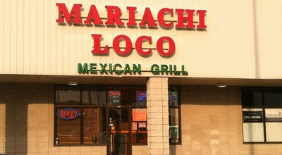 Photo of Mexican Restaurant Mariachi Loco at 1595 S. State Rd 1, Bluffton, IN 46714, United States