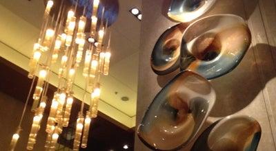 Photo of American Restaurant The Ritz-Carlton Club Lounge at 26f / The Ritz-carlton, Shenzhen, Shenzhen 518048, China