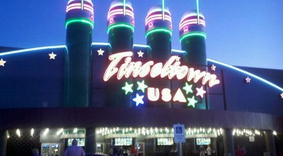 Photo of Movie Theater Cinemark Tinseltown and XD at 6001 N Martin Luther King Ave, Oklahoma City, OK 73111, United States
