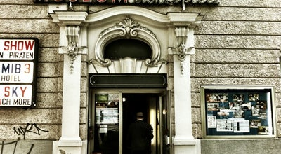 Photo of Movie Theater Museum Lichtspiele at Lilienstr. 2, München 81669, Germany
